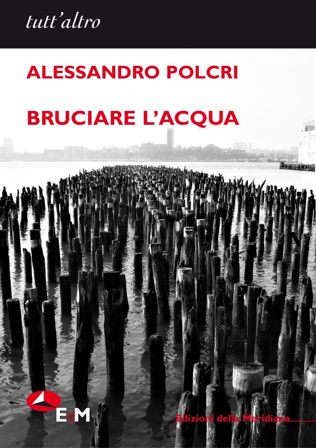 Alessandro Polcri, Bruciare l'acqua, Edizioni della Meridiana, Firenze 2008
