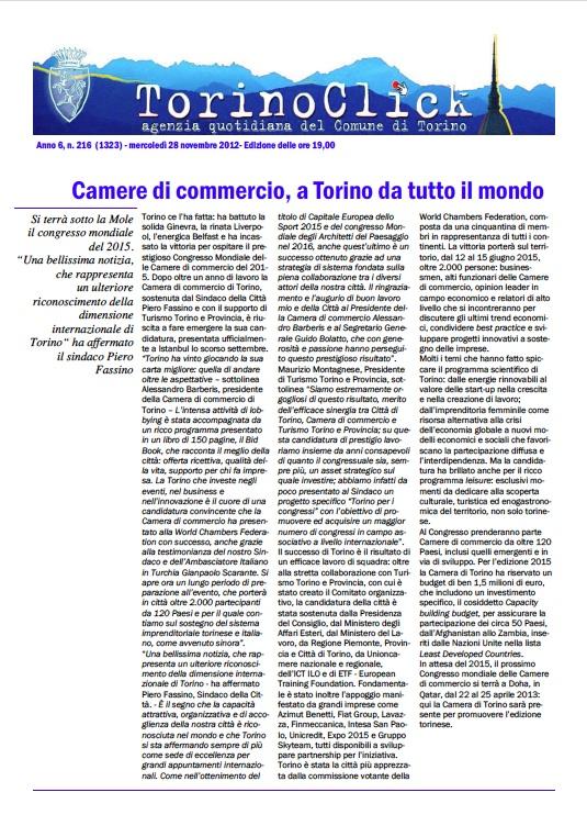 """""""Da da da"""" di Laura Fusco su TorinoClick"""