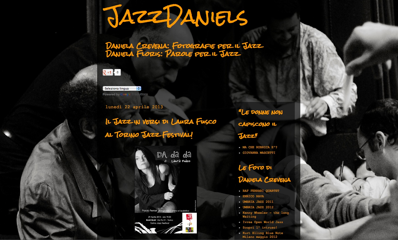 """Da da da"" di Laura Fusco al Torino Jazz Festival"